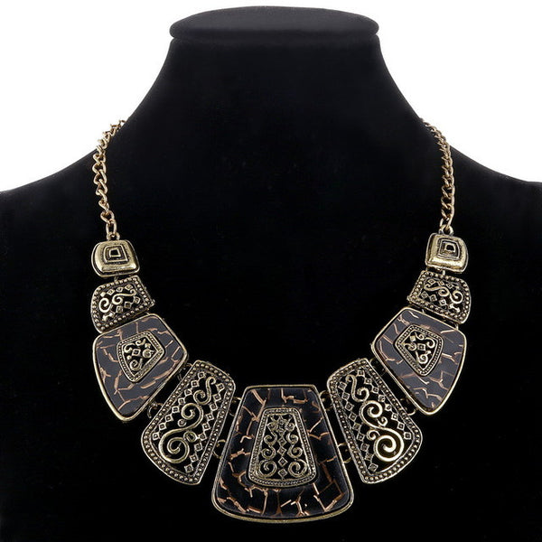 New Vintage Bohemian Choker Necklace