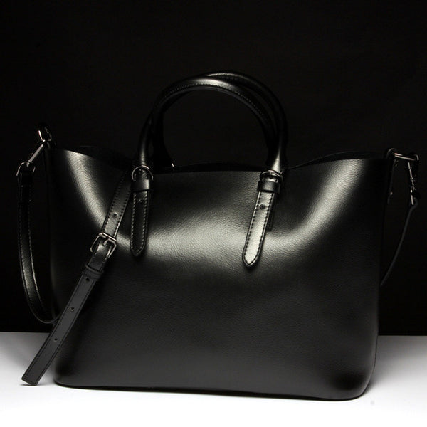 New Designer brand LUXURY Style Genuine Leather Women Shoulder Bag