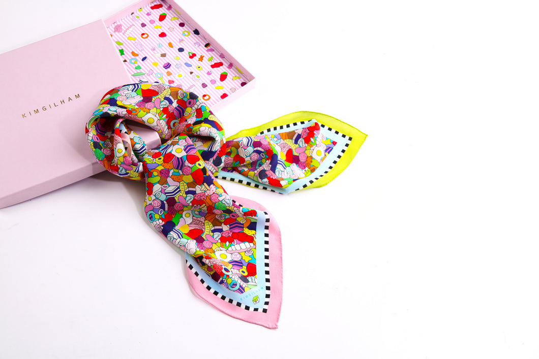 Penny Sweets Scarf