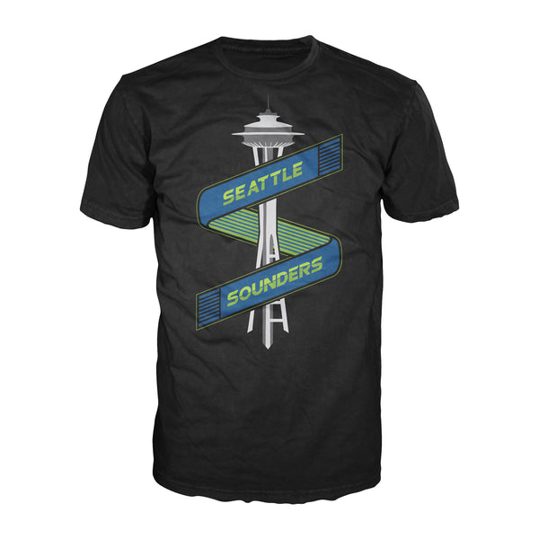 Seattle Scarf Tee
