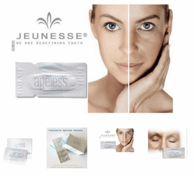 Instantly Ageless Eye Cream, 50 Sachets