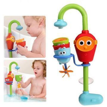 CREATIVE BABY BATH TOY WITH AUTOMATIC SPOUT