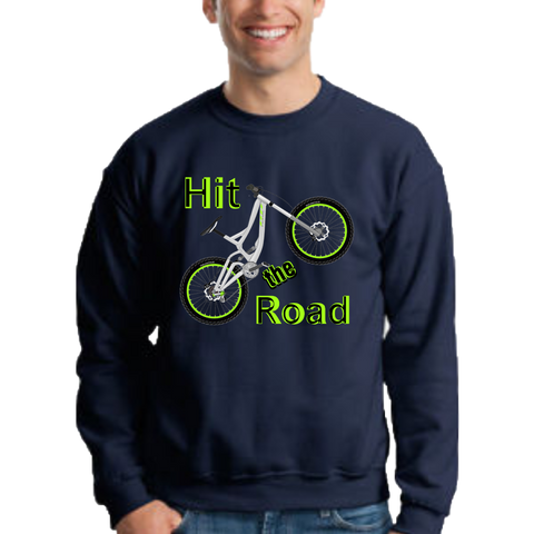 Hit The Road Sweatshirt
