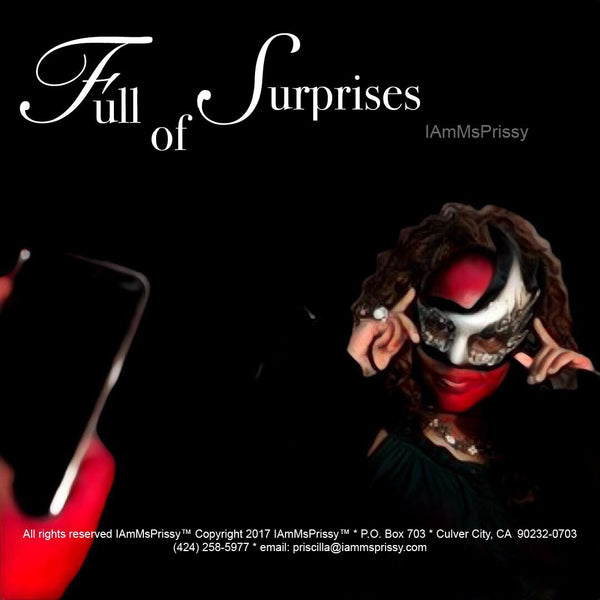 CD - Full of Surprises
