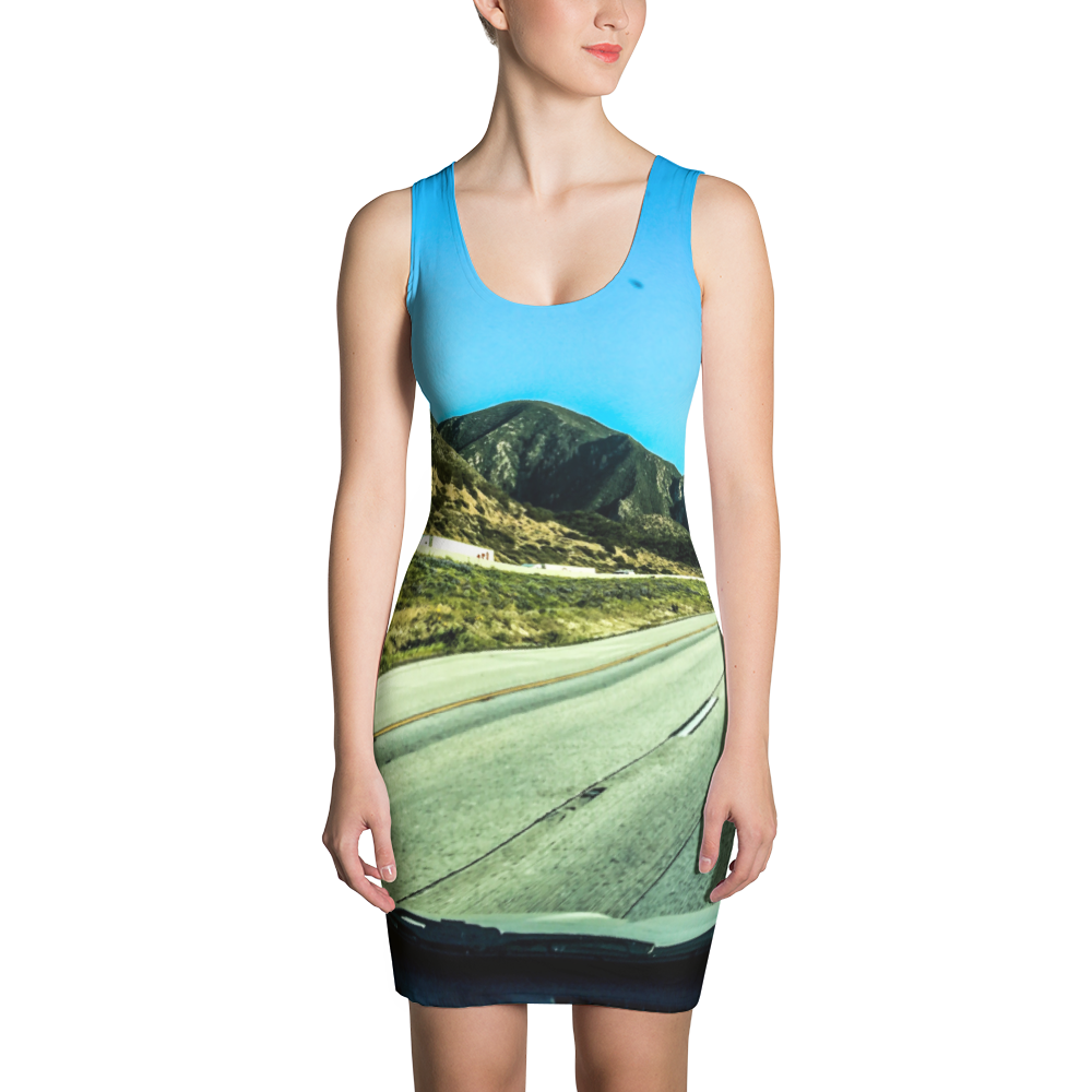 Open Road Sublimation Cut & Sew Dress