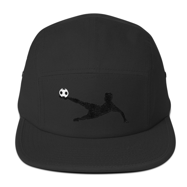 Soccer Five Panel Cap