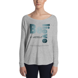 Believe N Urself Ladies' Long Sleeve Tee - PGPC