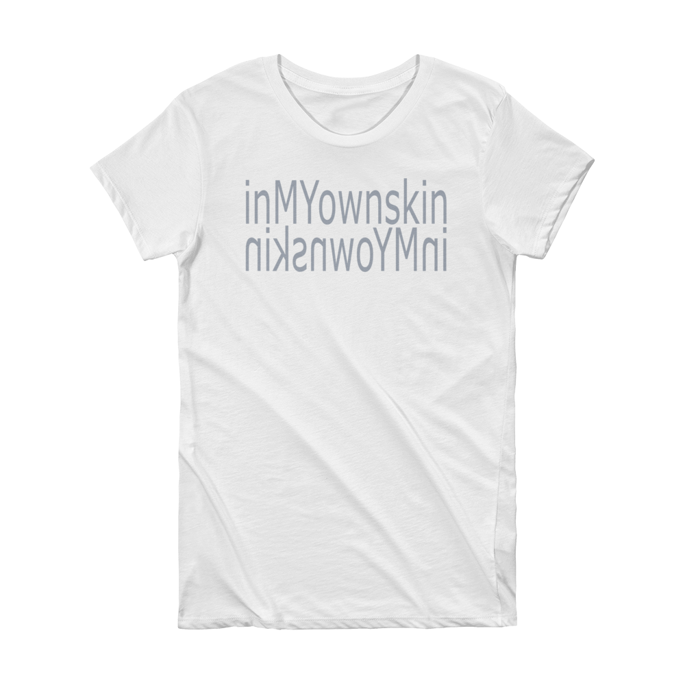 inMYownskin Short Sleeve Women's T-shirt