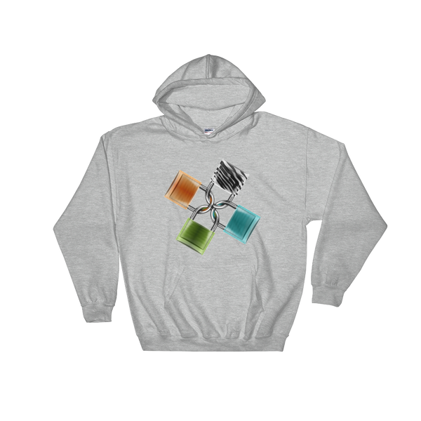 Locks Hooded Sweatshirt