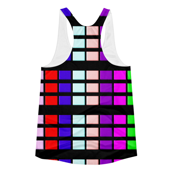 Shadow Twiggs Color Women's racerback tank