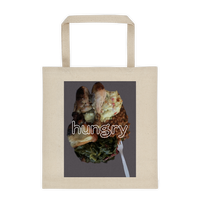 Hungry Tote bag