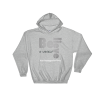 Believe N Urself Hooded Sweatshirt