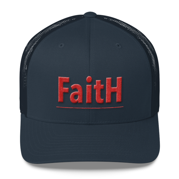 FaitH Trucker Cap