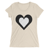 Have a Heart Ladies' Short Sleeve T-shirt