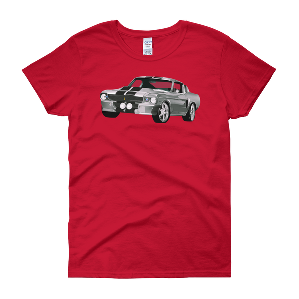 Mustang Women's Short Sleeve T-shirt