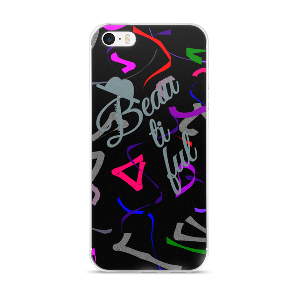Beautiful iPhone 5/5s/Se, 6/6s, 6/6s Plus Case