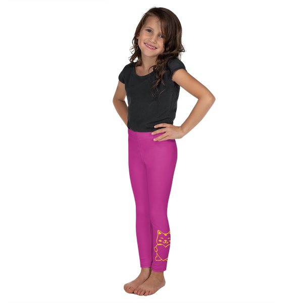 Heat Cat Kid's Leggings