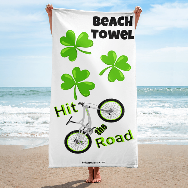Hit The Road Towel