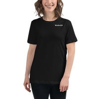 Made4SP Black Women's Relaxed T-Shirt