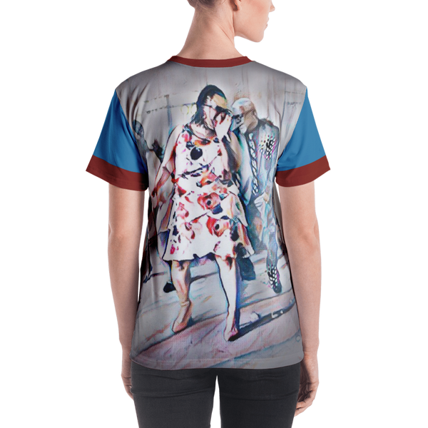 Couple Dancing Women's T-shirt