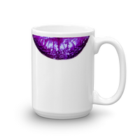 Purple Lip Gloss Mug made in the USA