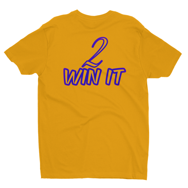N It 2 Win It Short Sleeve T-shirt