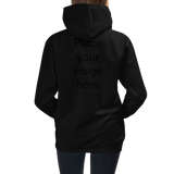 Kids Hoodie-Light/F&B (CREATE YOUR PERSONALIZED DESIGN)