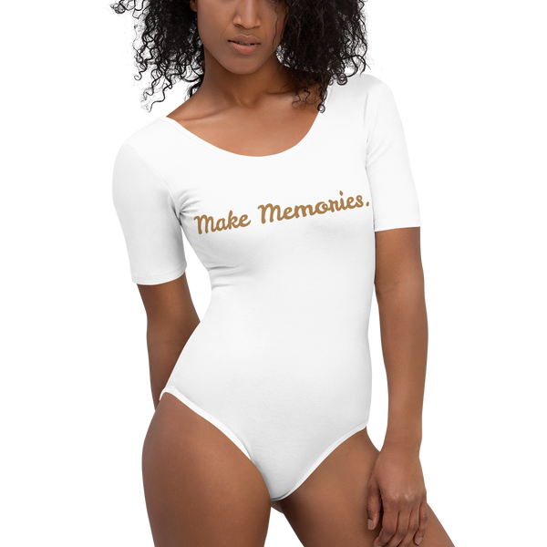 Make Memories.G Short Sleeve Bodysuit