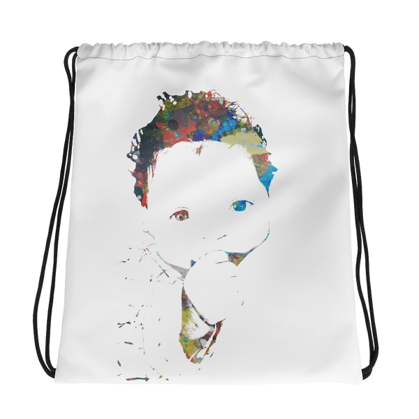 Baby Boy Drawstring bag