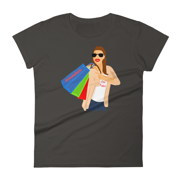 PrivateGarb Women's Short Sleeve T-shirt