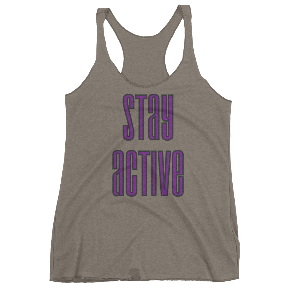 Stay ActiveV Women's Tank Top