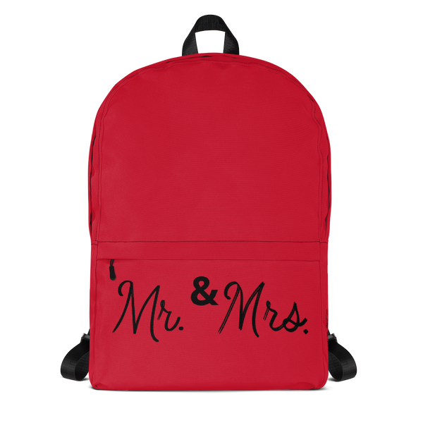 Mr & Mrs Backpack