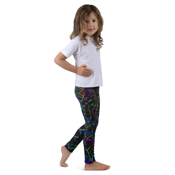 Swirly Swirl Kid's Leggings
