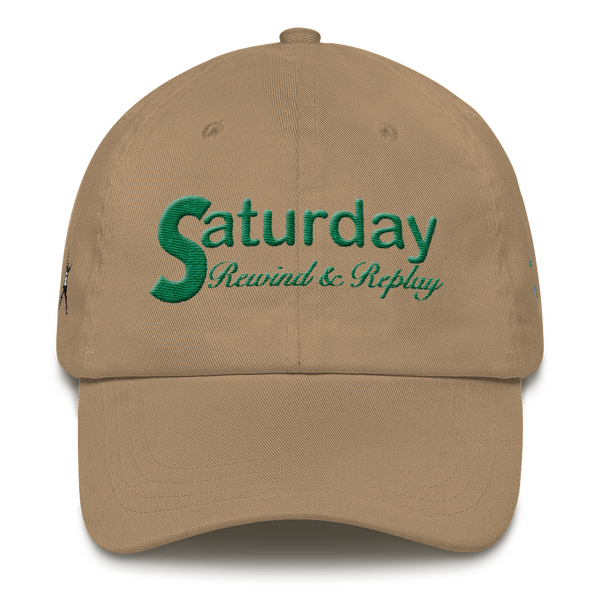Saturday Rewind & Relay Dad Hat