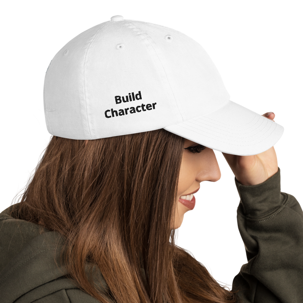 Build Character Champion Dad Cap