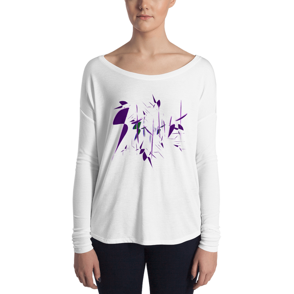 Stylist Ladies' Long Sleeve Tee