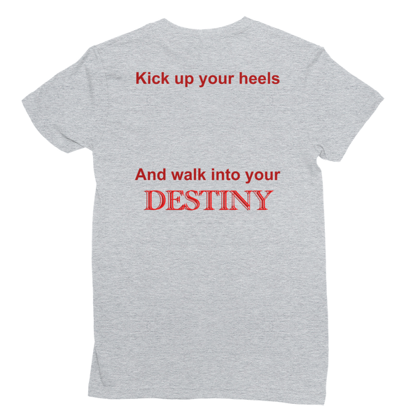 DESTINY Women's Short Sleeve T-Shirt