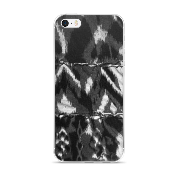 Black White Animal iPhone Case