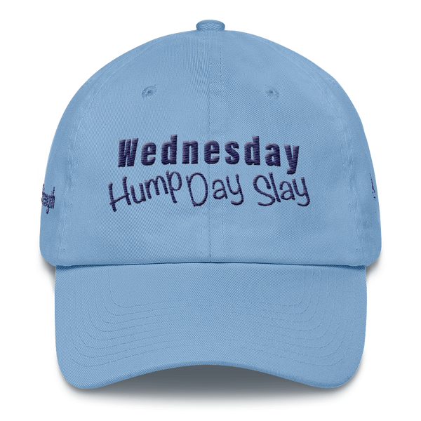Wednesday Hump Day Slay Cotton Cap