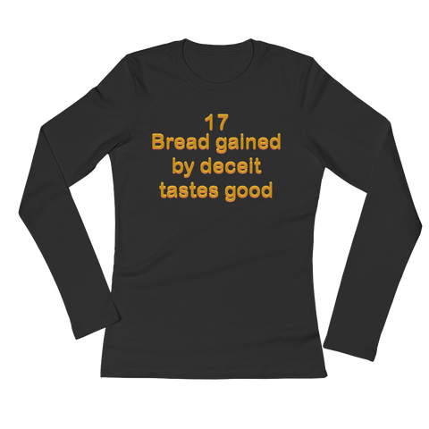 Bread Ladies' Long Sleeve