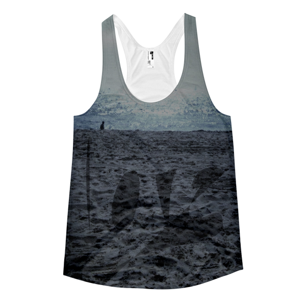 Love in The Sand Women's Racerback