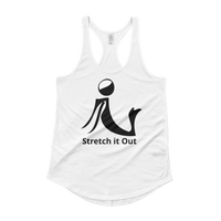 Stretch It Out Ladies' Shirttail Tank