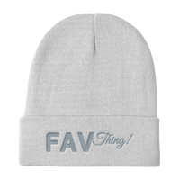 FAVThing! Knit Beanie