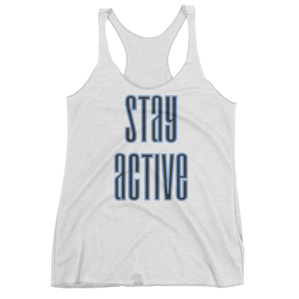 Stay Active Women's Tank Top