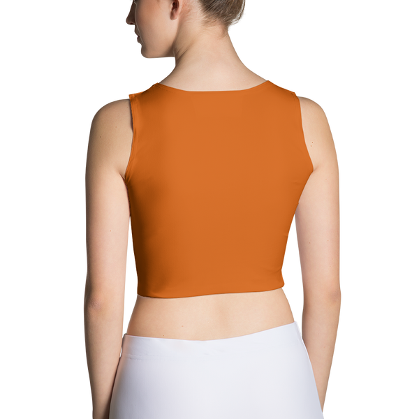 Fourth Quarter Sublimation Cut & Sew Crop Top
