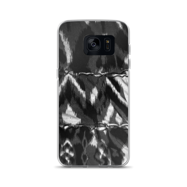 Black White Animal Samsung Case