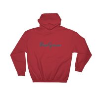 Believe N Urself Hooded Sweatshirt Light - PGPC