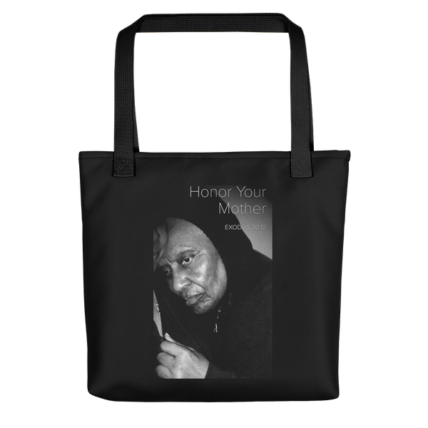 Honor Your Mother-Original Tote bag