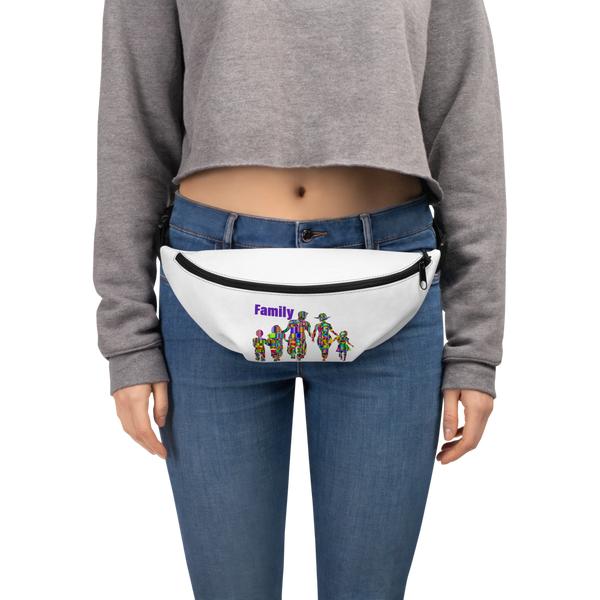 Family Love Fanny Pack