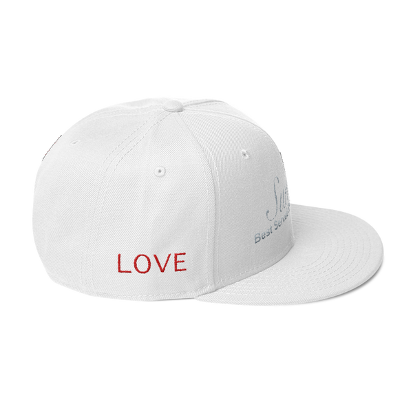 Sunday Best Served Entree Snapback Hat